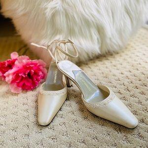 Caparros Bridal Shoes (5.5)